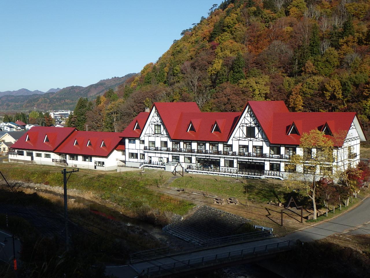ホテル南郷中規模修繕(建築)工事